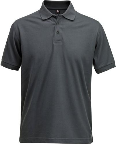 SALE! Acode 100222 Herenpoloshirt Zware kwaliteit - Grijs - Maat L