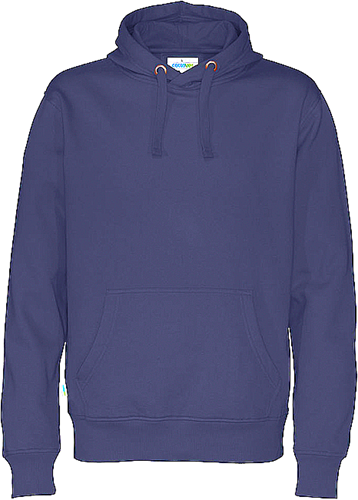 SALE! CottoVer 141002 Hood Heren - Blauw - Maat 2XL