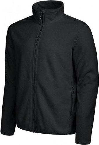 SALE! DAD 139046 Warren Full Zip Sweater - Zwart - Maat S