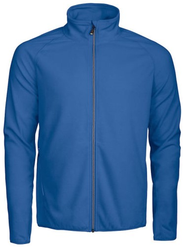 SALE! DAD 139040 Melton Sweater Full Zip - Blauw - Maat 2XL