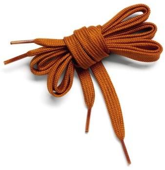 OUTLET! Dike Schoenveters - Oranje - 135 cm