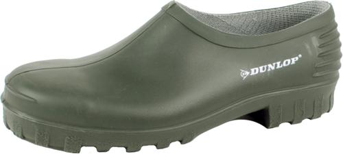 SALE! Dunlop 814V Klomp PVC - Groen - Maat 35/36