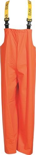 SALE! Elka Rain 039900 Bib & brace - Oranje - Maat L