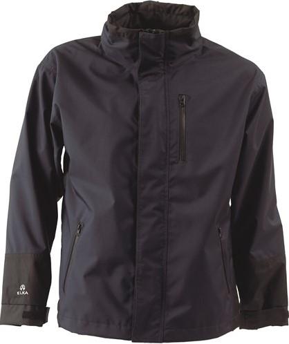 SALE! Elka 086002051 Rain Regenjas - Navy/Zwart- Maat L
