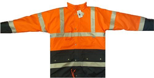 SALE! 3M Scothlite 26098106 Parka - Fluo/Oranje - Maat XL