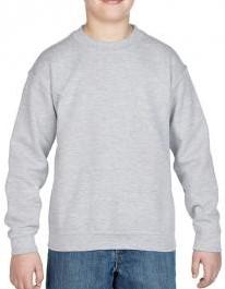 Gildan GIL18000K Sweater Crewneck Youth Heavy Blend