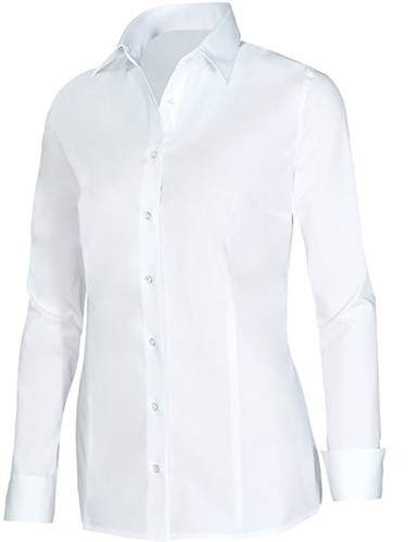 OUTLET! Giovanni Capraro Blouse Met Stretch - Wit - 36 LM