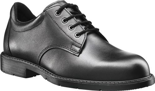 SALE! Haix Office Leather - Zwart - Maat 42