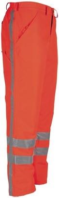 SALE! Havep 8417 High Visibility Werkbroek RWS - Fluo Oranje - Maat 54