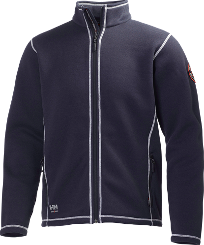 SALE! Helly Hansen 72111 Hay River Jacket - Marine - Maat L