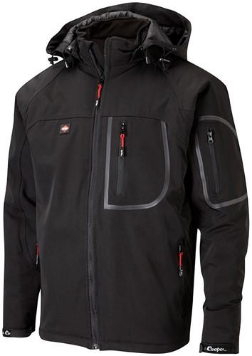 Lee Cooper LCJKT407W Shoftshell Jacket