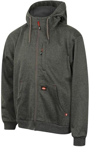 Lee Cooper LCSWT123 Hoody Bonded Sweatshirt - Grijs