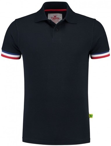 OUTLET! Lemon & Soda Lem3505 Vlag Polo Navy - Maat L