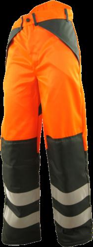 SALE! Made To Match 84.82300.47.560 Bosmaaibroek twee kleuren - Oranje - Maat 56