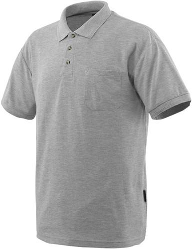 SALE! Mascot 00783 Borneo Poloshirt - Grijs - Maat XL