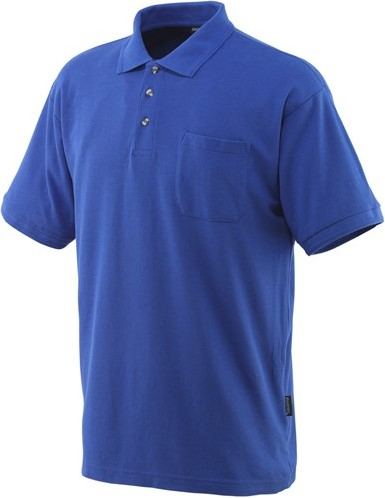SALE! Mascot 00783 Borneo Poloshirt - Blauw - Maat XL