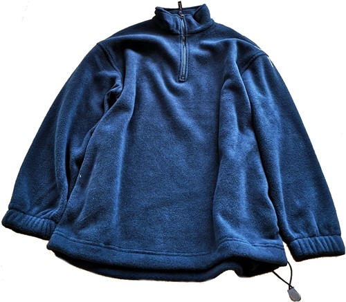 SALE! Santino 15903 Zip Sweater - Donker blauw - Maat S