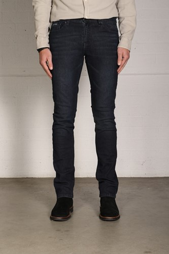 SALE! New Star 999 JV Slim Fit Stretch Denim - Dark stonewash- Maat L