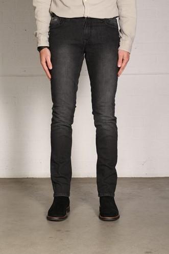 SALE! New Star 999 JV Slim Fit Stretch Denim - Donker grijs (Black Denim) - Maat 34W/34L