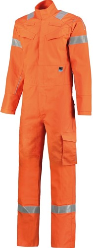 SALE! Orcon Logan Capture Protective Multi Protect Overall - Oranje - Maat 56