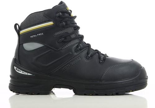 SALE! Safety Jogger Premium S3 ESD Metaalvrij - Zwart - Maat 39