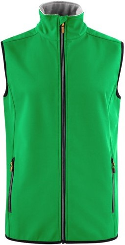 Printer 2261059 Trial Vest Jacket - Frisgroen - S