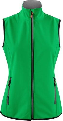 Printer 2261060 Trial Dames Vest Jacket - Frisgroen - XS