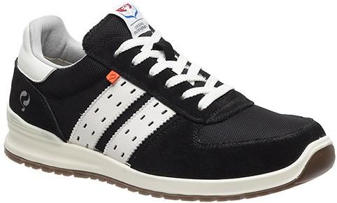 Quick Sprint QS0560 Veiligheidssneaker S1P - Zwart