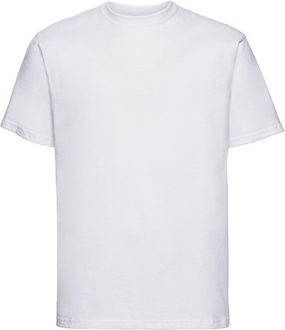 SALE! Russell Z180 Classic T 180 grams - Wit - Maat 2XL