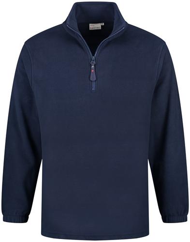 SALE! Santino Serfaus Zip Sweater - Donker blauw - Maat S