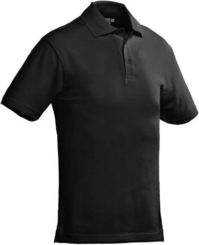 SALE! Santino Poloshirt Charma - Zwart - Maat M