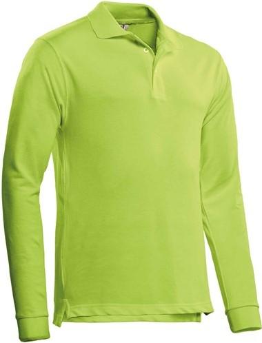 SALE! Santino 114792 Poloshirt Matt - Lime - Maat L