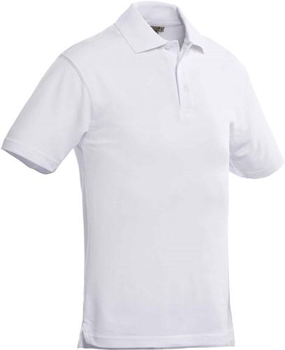 OUTLET! Santino Poloshirt Ricardo - Wit - Maat M