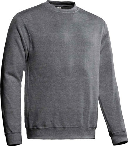 OUTLET! Santino Sweater Roland - Donker grijs - Maat M