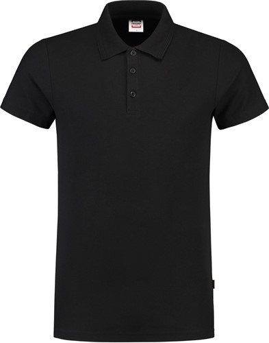 OUTLET! Tricorp PPF180 Poloshirt Slim Fit 180 Gram - Zwart - Maat L
